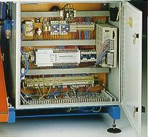 Ratera Spulautomat BA-4 Schaltschrank