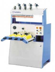 Ratera Spulmaschine 4PVLU-450